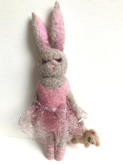 Bunny - light gray