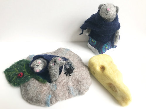 """Ratatouille Mouse"" Play Set"