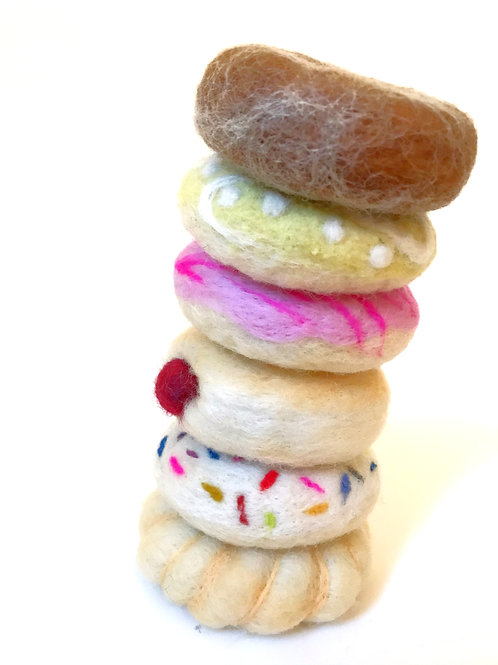 Donuts - Set of 6