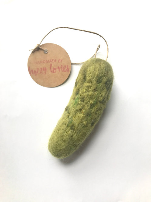 """Christmas Pickle"" Ornament"