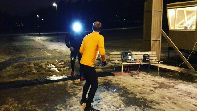 """e och sista sträckan, där BeastModeOCR går ut i ledning (ca 40s), strax framför """"Team Lost in Sweden"""