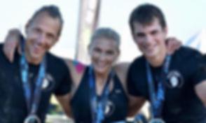 Mixed-laget från BeastMode på #ocrwc2018