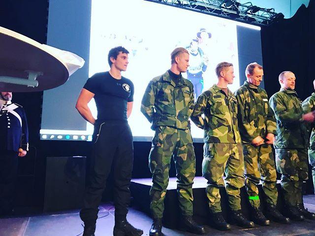 BeastModeOCR-coachen var med och bidrog till lag-medalj i #försvarsmaktsvasan
