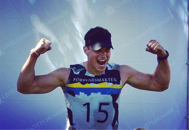 Föga förvånande tar Paul hem en förstaplats i sprint-klassen