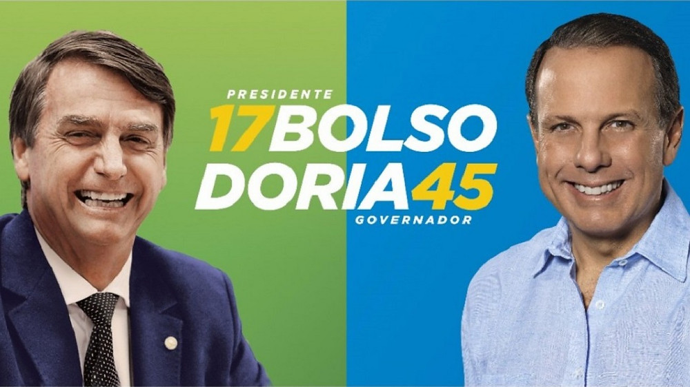Dória, Bolsonaro, Fascismo