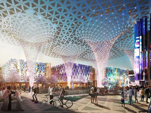 Contract awarded for the UAE Pavilion at Dubai Expo 2020
