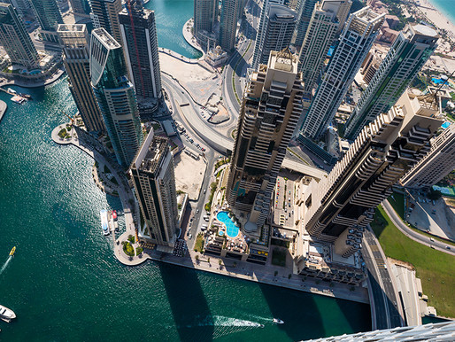 AED 162 billion total of Dubai real estate transactions in 9 months