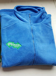 Blue Club Fleece