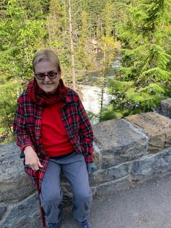 Glacier Park, McDonald Falls