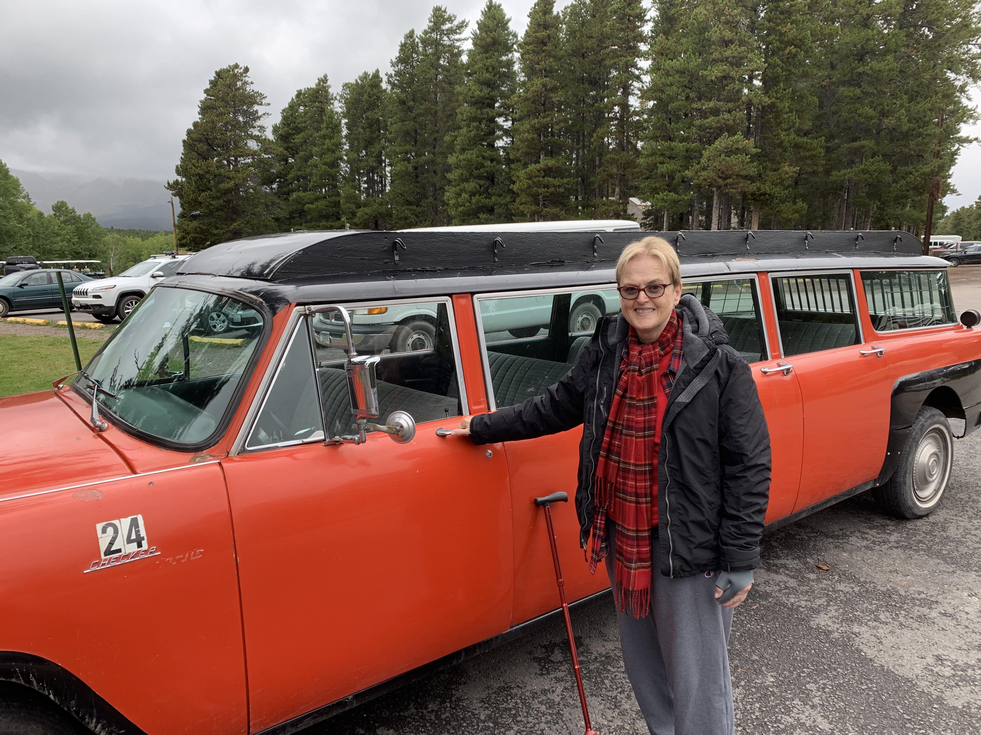 Glacier Park Lodge, 2019