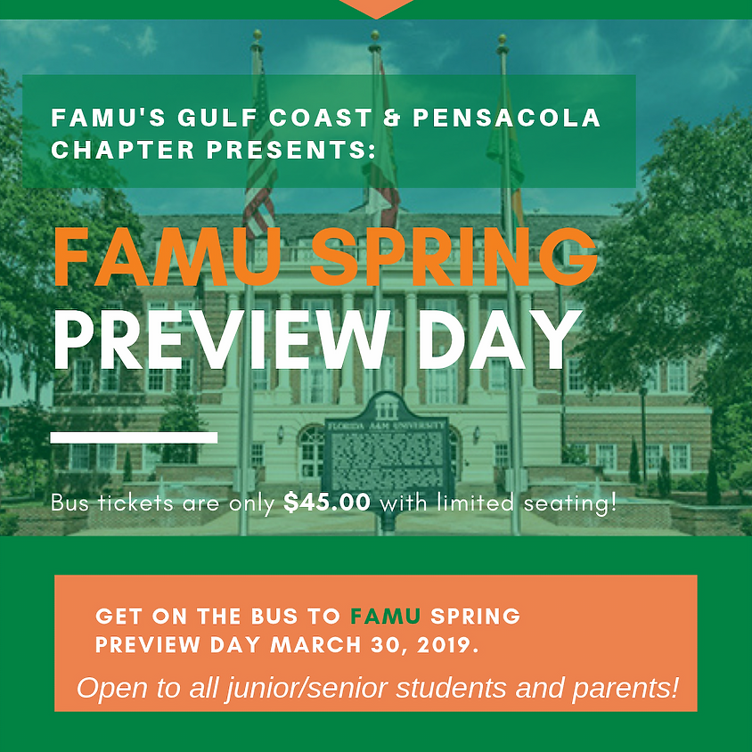 FAMU Spring Preview Day