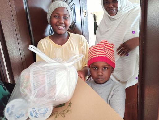 Ankara'daki Ramazan yardımlarımız ve iftar dağıtımımız devam ediyor.