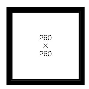 260角(黒)