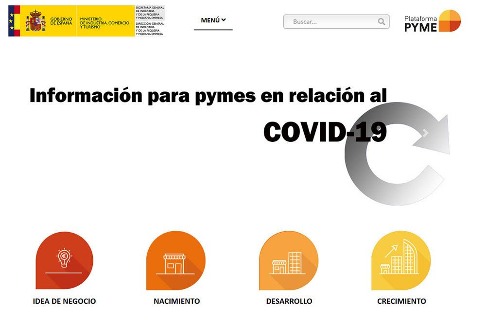 Font: Plataforma PYME (Ministerio de Industria y Comercio)