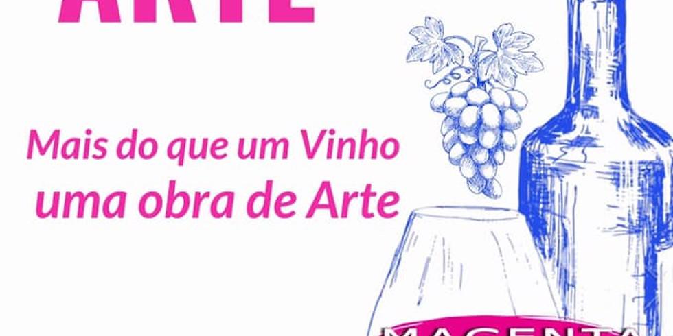 Evento Expositivo «Vinho com Arte»