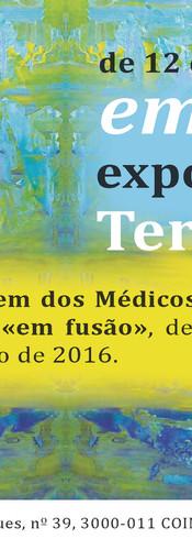 2016 | CONVITE | Exposição Individual em Coimbra | Design by Ana Vilar