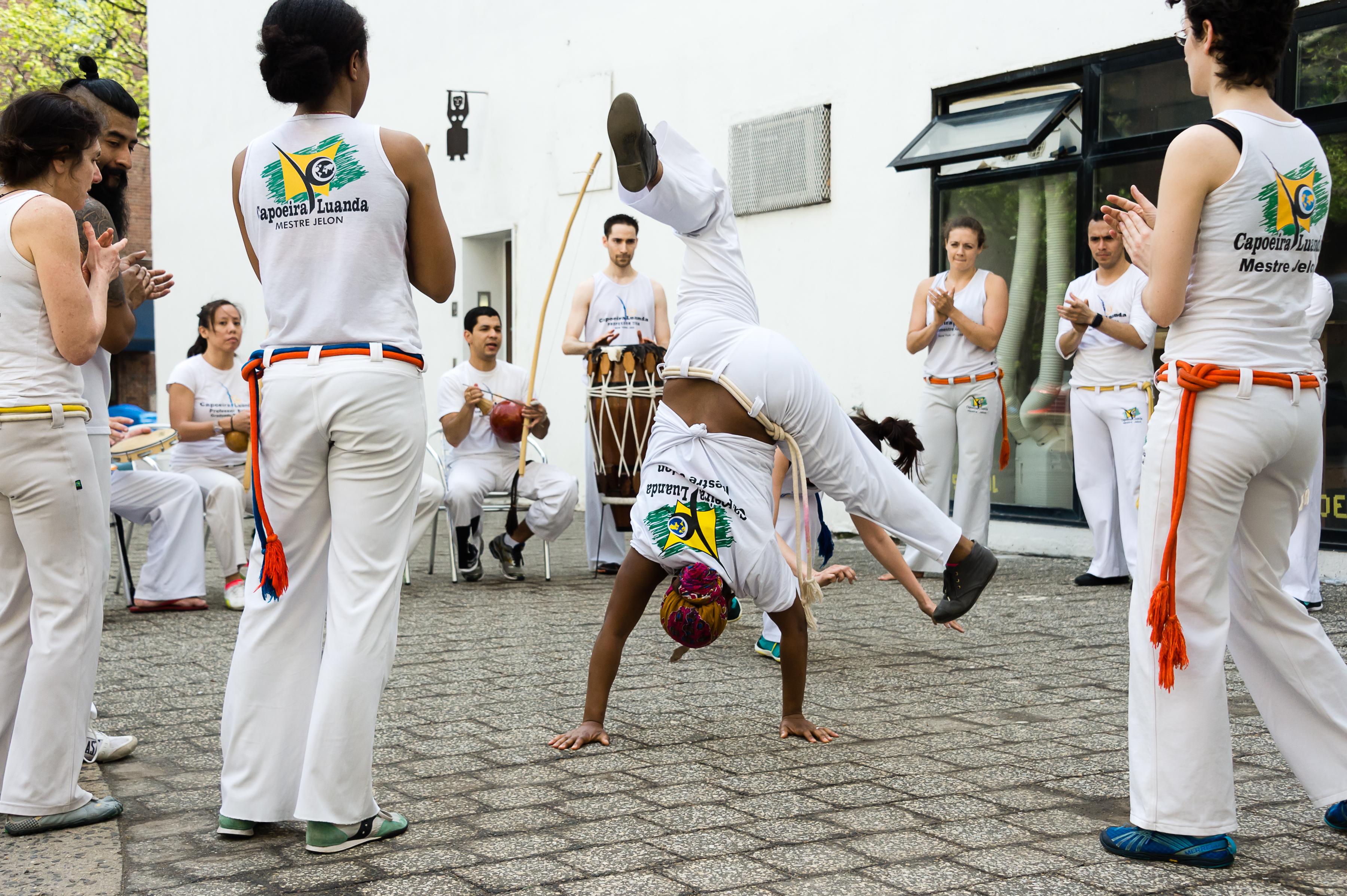 Capoeira Luanda