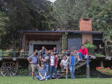 Un fin de semana de formación y convivencia en el Lago de Atitlán