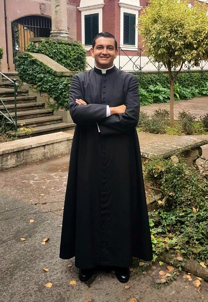 Diacono Juan Luis Castilla