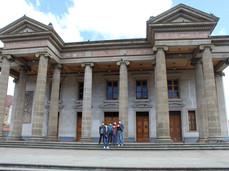 De convivencia en Quetzaltenango