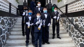 Concluimos la Catequesis de este año, a pesar de la pandemia.