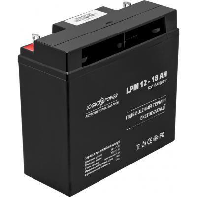 Батарея к ИБП LogicPower LPM 12В 18Ач (4133)