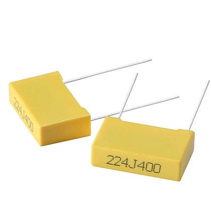 50х Конденсатор полипропиленовый 1нФ-0.47мкФ 100В, набор