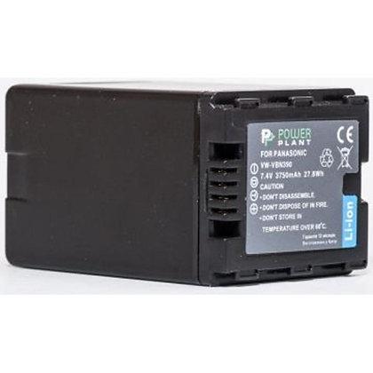 Аккумулятор к фото/видео PowerPlant Panasonic VW-VBN390 (DV00DV1346)