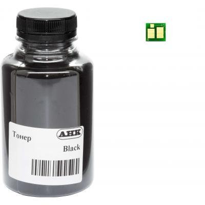 Тонер HP LJ M15/M28 30г Black +chip AHK (3203008)