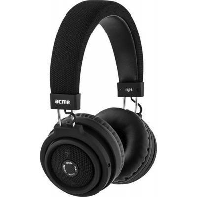 Наушники ACME BH60 Foldable Bluetooth headset (4770070877579)