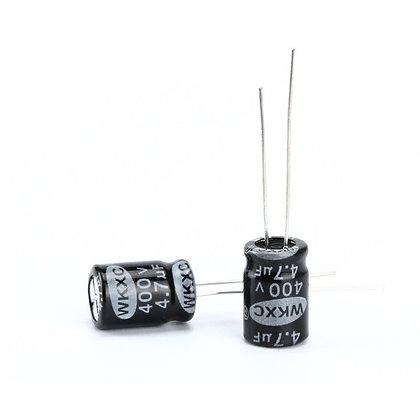 10x Конденсатор электролитический алюминиевый 470мкФ 35В 105С
