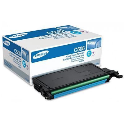Картридж Samsung CLP-620/670 series cyan, CLT-C508S (SU067A)