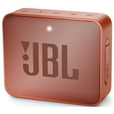 Акустическая система JBL GO 2 Cinnamon (JBLGO2CINNAMON)