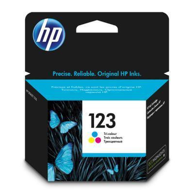 Картридж HP DJ No.123 Color, DJ2130 (F6V16AE)