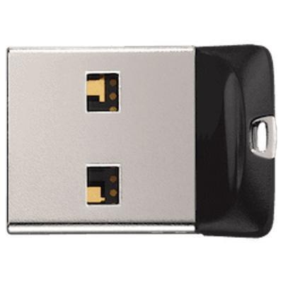 USB флеш накопитель SANDISK 64GB Cruzer Fit USB 2.0 (SDCZ33-064G-G35)
