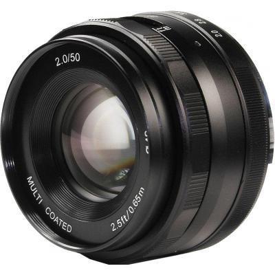 Объектив Meike 50mm f/2.0 MC E-mount для Sony (MKE5020)