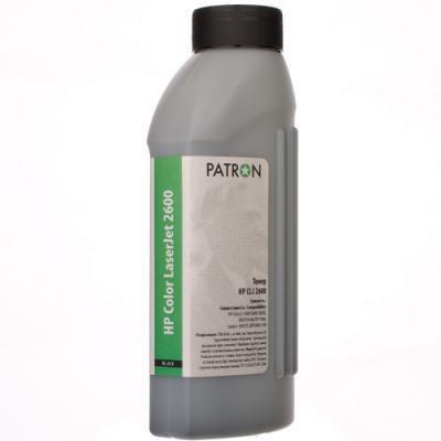 Тонер HP CLJ 2600 BLACK 110г PATRON (T-PN-HCLJ2600-B-110)