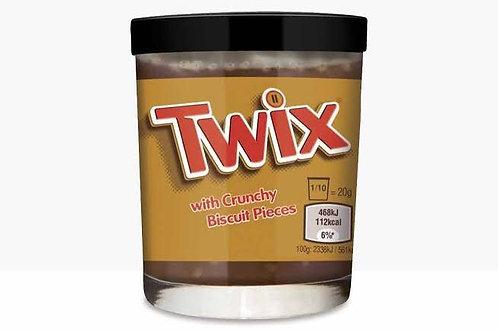 TWIX Spread Chocolate Crunchy Jar 200gm