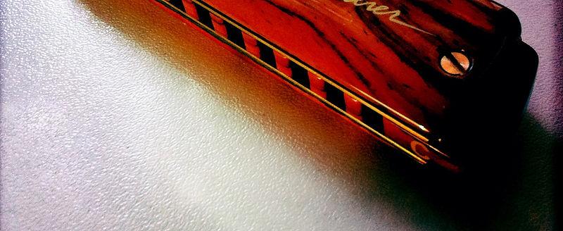 Harmonica Brodur Time Explorer