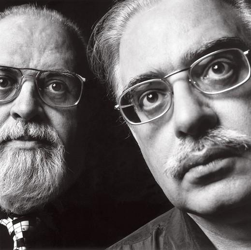 Haroldo e Augusto de Campos