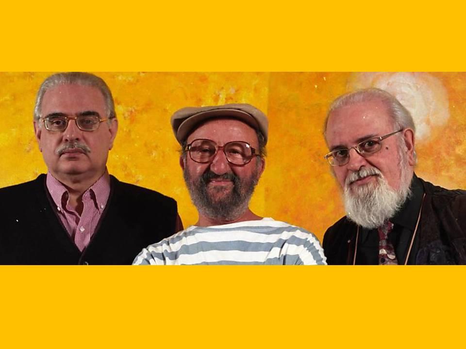 Augusto, Décio e Haroldo