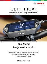 expert Bosch diagnostic
