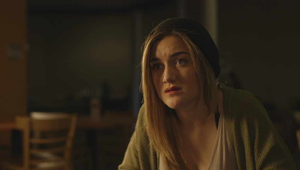Darby Cavanaugh, actress, Am I, sci-fi, short film