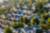 aerial image of real estate