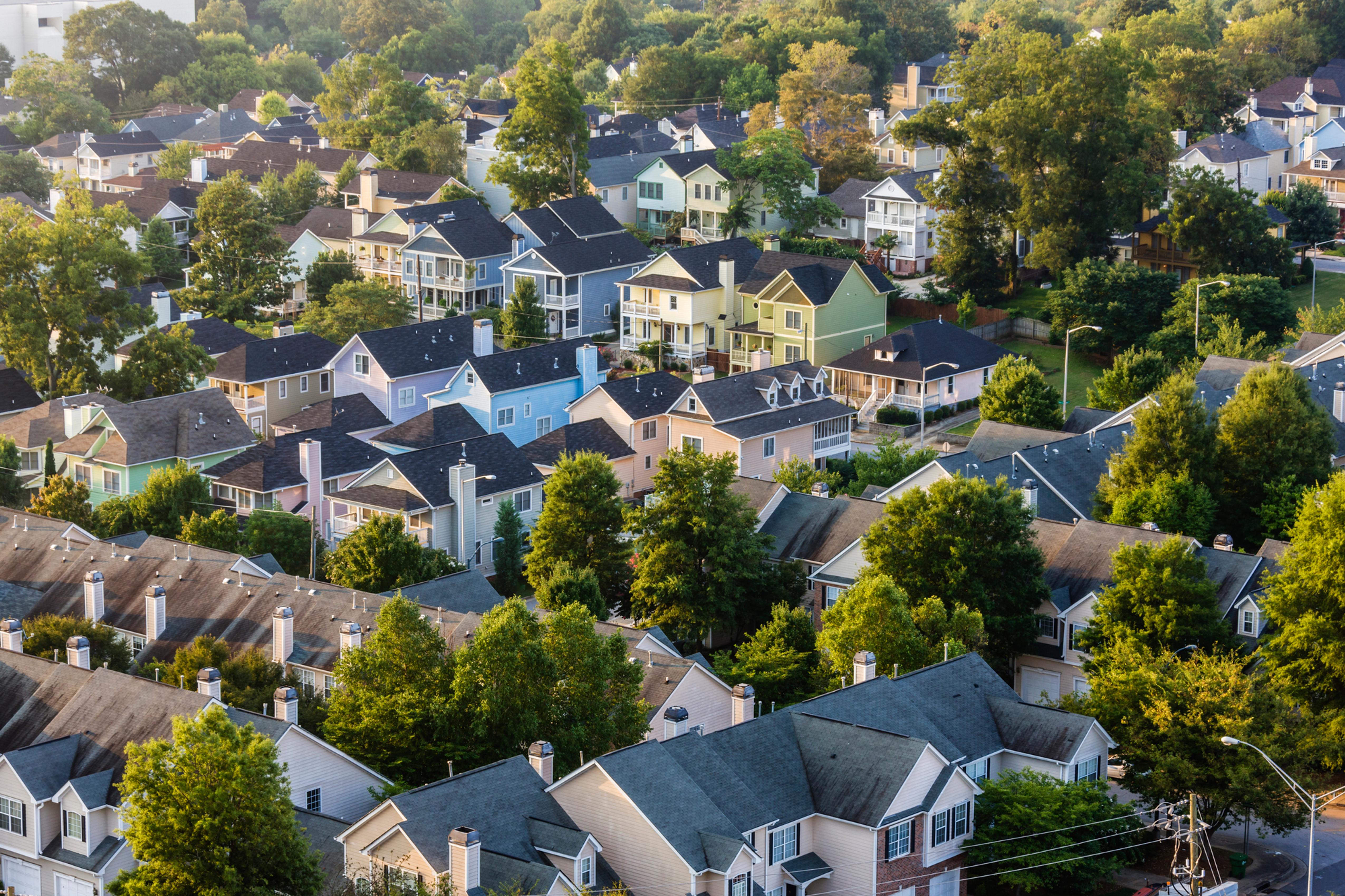 Real Estate Community Segmentation