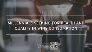 Millennials seeking for health and quality in wine consumption