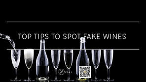 Top tips to spot fake wines / for instant authentication, find Loyal Wines