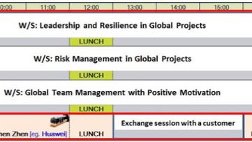 (名額已滿)2017 Global Leader Training in Hong Kong 全球領導培訓營(24 PDUs)