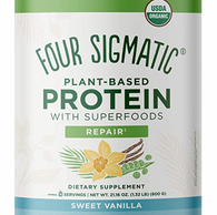FOUR SIGMATIC Organic Plant-Based Protein