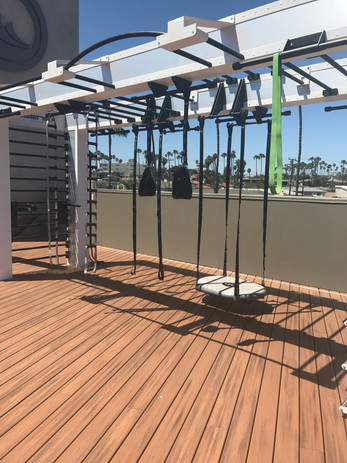 How to Survive as a Traveling Gym Rat:  Long Beach, California
